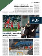 La Provincia Di Cremona 21-01-2019 - Rastelli