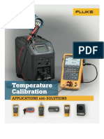 Temperature Calibration Brochure