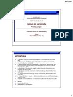 Predavanje DZM 1(1)