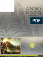 Artbook Anno 2070