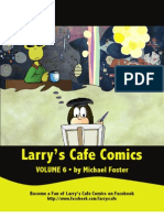 Larry's Cafe Comics Volume 6