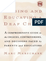Raising and Educating a Deaf Child [0195094670].pdf