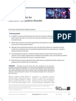 Assessment Scales for Obsessivecompulsive Disorder Neuropsychiatry