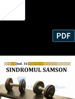 Sindromul Samson