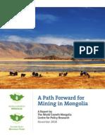 WG Mongolia Mining Report Eng