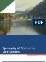 interpretation on pulmonary function test