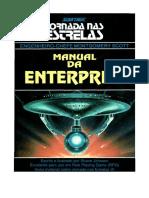 Jornada Nas Estrelas - Manual Da Enterprise - ToS - Shane Johnson