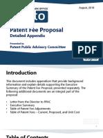 PPAC Detailed Appendix
