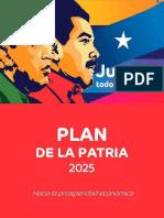 Plan de la Patria 2025
