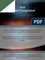 Metode Fungsional NCDM