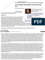 Estudio (Estimulación Bioeléctrica Con El Zapper Para Personas Con Cuadros Persistentes de Ciertas Infecciones Crónicas)