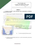 B.1 - Teste Diagnóstico - O Clima Formações Vegetais (2)