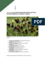 Top Ten Bird Attracting Plants.pdf