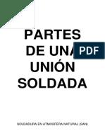 Partes de Una Union Soldada