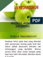 icterus AwanK.pptx