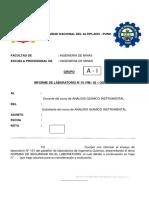 Universidad Nacional Del Altiplano Caratula