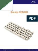 Brocas - Catálogo
