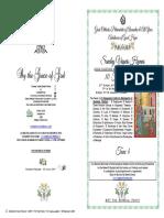 2016-10 Feb-37ap - 17 Matt-Vespers Hymns - St Charalambos