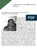 Interview Renate Bronnen
