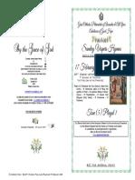 2019-17 Feb-38ap-1 Triodion -Vespers Hymns - Publican & Pharisee