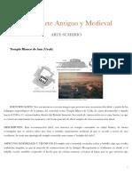 Examen Historia Del Arte Antiguo y Medieval - HASTA GRECIA