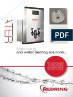 Redring Water Heating Brochure