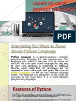 LEARN TO CODE PYTHON.pptx