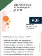 Kertas Kerja Projek Internship Program p