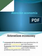 Atención economía