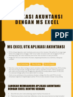 Aplikasi Akuntansi Dengan Ms Excel