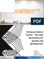 Oshiwara District Centre ODC Goregaon