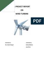 A Wind Turbine-1