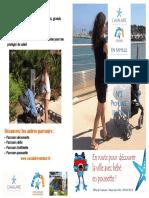 Cavalaire - Parcours Poussette 2 Centre Ville