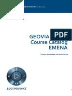 EMENA Surpac Course Catalog 2017