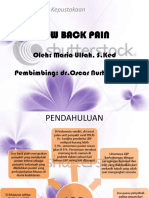 referatlowbackpain-121106000412-phpapp01