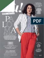 Paloma Casanave en Revista Viu 2018