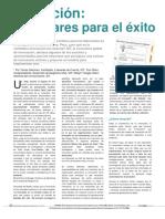3. Español-Innovation – Three Pillars for Success