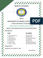 plant design and economics project (Autosaved) (1) (1) (1) (1).docx