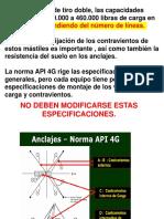 Norma API 4g