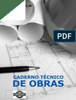 Caderno Técnico de Obras SMSC Brmalls