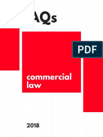 Commercial Law Faq