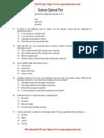 CTET Exam 2011 Paper 2 Science(1)