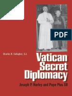 Vatican Secret Diplomacy - Charles Gallagher.pdf