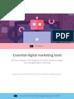 essential of marketing digital