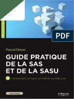 (Création d'entreprise) Denos, Pascal - Guide pratique de la SAS et de la SASU-Eyrolles (2016).pdf