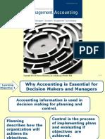 Accounting Dec Making HI