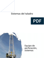 Sistemas Del Taladro