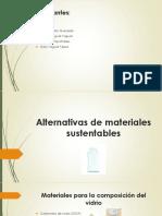 alternativa sustentable