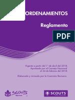 Reglamento 2018 ASMAC