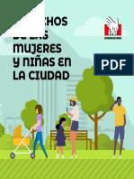 Defensoría Derechos de Las Mujeres y Niñas en La Ciudad